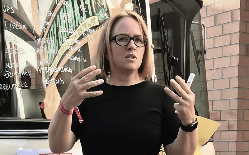 Innovation Conversation with Sabrina