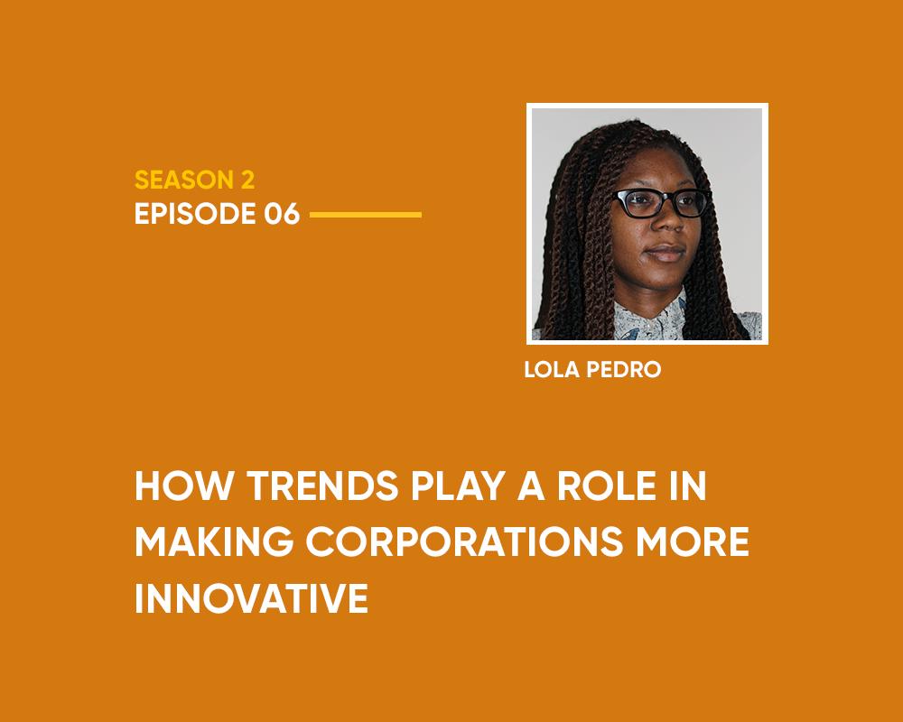 Podcast with Lola Pedro