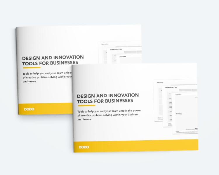 DODO tools brochure for teams